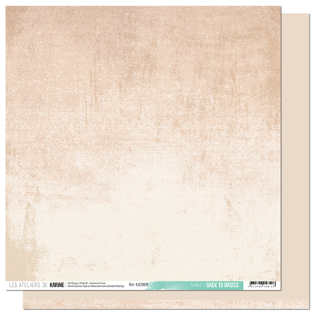 Papier 30.5 x 30.5 cm Les Ateliers de Karine Collection Carnet de route - 9