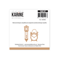 Matrice de coupe Les Ateliers de Karine Collection Intemporelle - Wake up