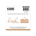 Matrice de coupe Les Ateliers de Karine Collection Intemporelle - Break and co