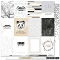 Papier 30.5 x 30.5 cm Les Ateliers de Karine Collection Version originale - 3