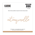 Matrice de coupe Les Ateliers de Karine Collection Intemporelle - Intemporelle