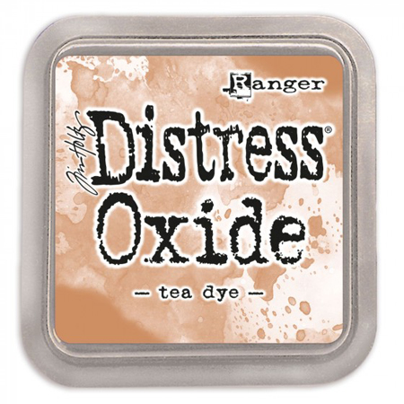 Distress Oxide - Tea dye