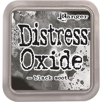 Distress Oxide - Black soot