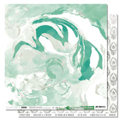 Papier 30.5 x 30.5 cm Les Ateliers de Karine Collection Green & Graphik - 6
