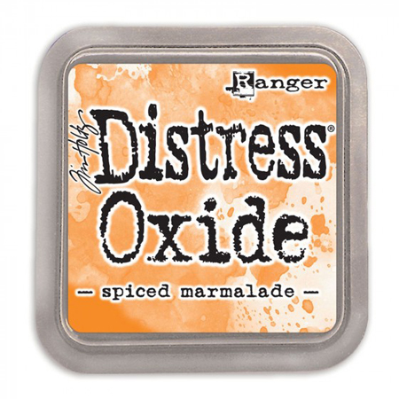 Distress Oxide - Spiced marmalade