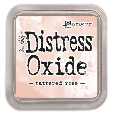 Distress Oxide - Tat rose
