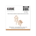 Matrice de coupe Les Ateliers de Karine Collection Intemporelle - Nichoirs