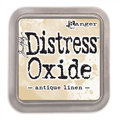 Distress Oxide - Antique linen