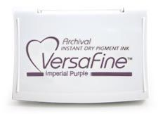 Versafine encreur 6,5 x 9 cm couleur Imperial Purple