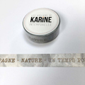 Masking tape Les Ateliers de Karine Collection Intemporelle - Textes
