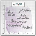 Matrice de coupe Diy & Cie - Carterie 3